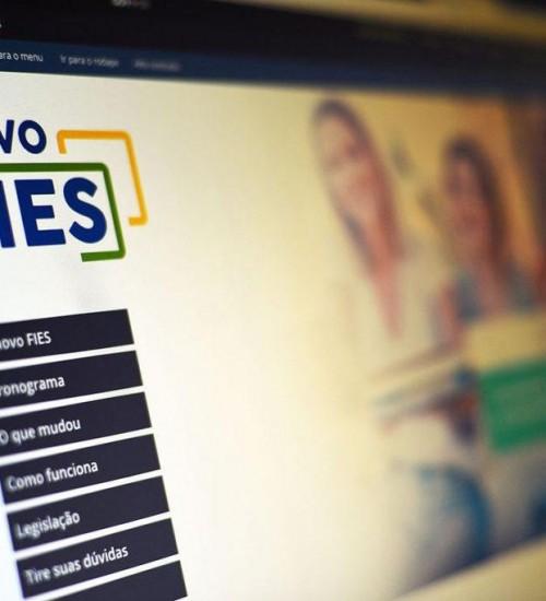 MEC prorroga por 30 dias validação de inscrição no Fies.