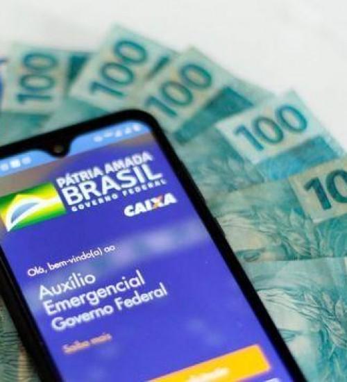 Fraudes no auxílio emergencial pagariam R$ 600 a 100 mil brasileiros.