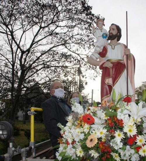 Festa de São Cristóvão em Erechim.