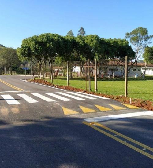 Obra de pavimentação é concluída no Jubaré em Barra do Rio Azul.