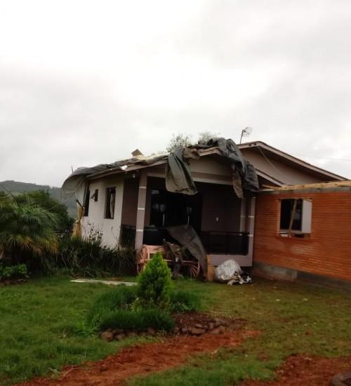 Prefeitura de Itatiba do Sul decreta situação de emergência.