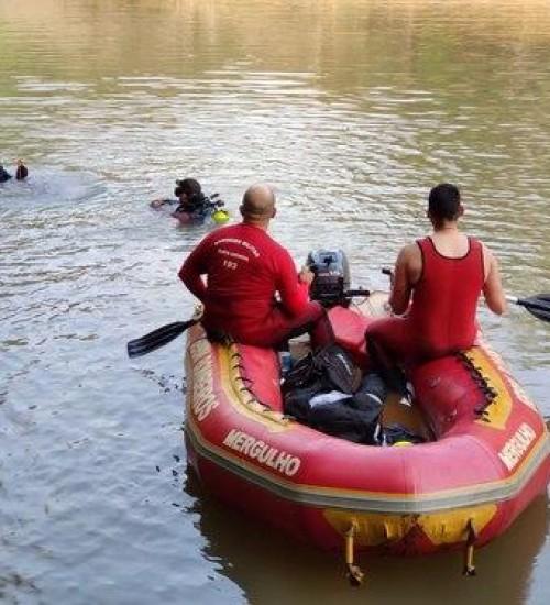 Corpo de jovem de 14 anos é encontrado após afogamento em Camping de Paial (SC).
