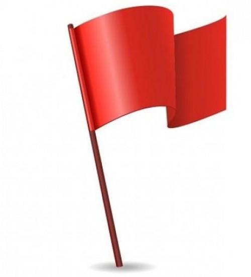 Erechim e região é definitivamente bandeira vermelha.