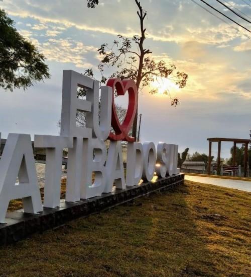 Números do Covid 19 em Itatiba do Sul, permite município continuar com a bandeira laranja.