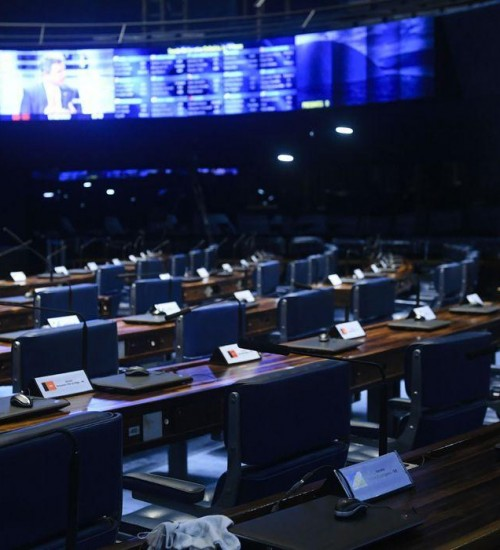 Senadores divergem e Código de Trânsito sai da pauta de votação.