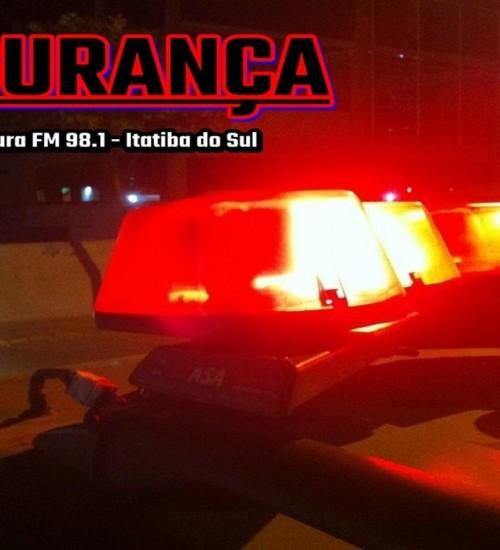 Policial é agredido durante ocorrência de perturbação em Chapecó (SC).