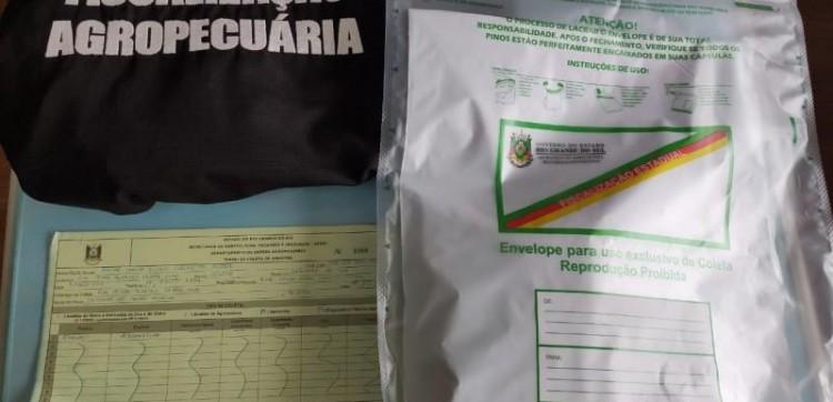 RS registra primeiros casos de recebimento de sementes misteriosas da China.