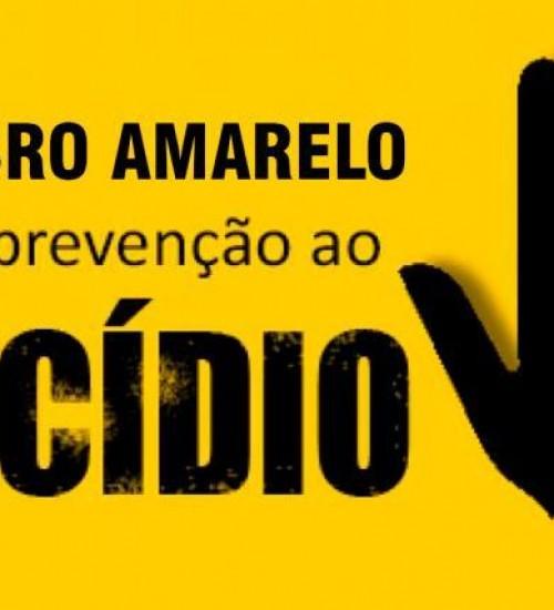 Setembro Amarelo reforça debate sobre problemas com a saúde mental agravados na pandemia.