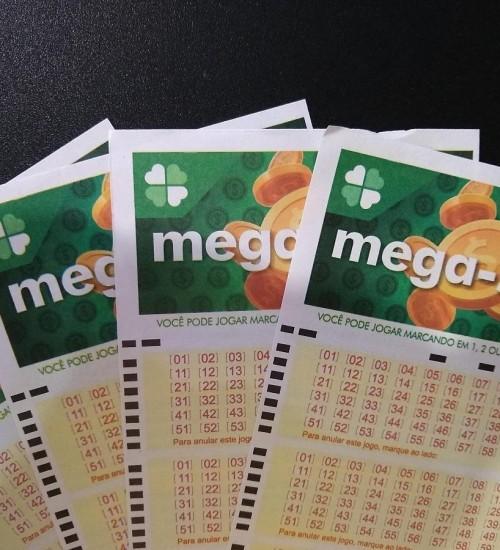 Aposta de Pernambuco leva prêmio de R$ 100 milhões da Mega-Sena.