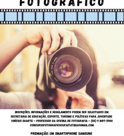 CUFA de Itatiba do Sul lança concurso fotográfico.