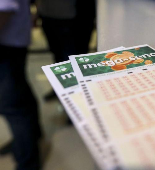 Mega-Sena sorteia nesta quarta-feira prêmio de R$ 45 milhões.