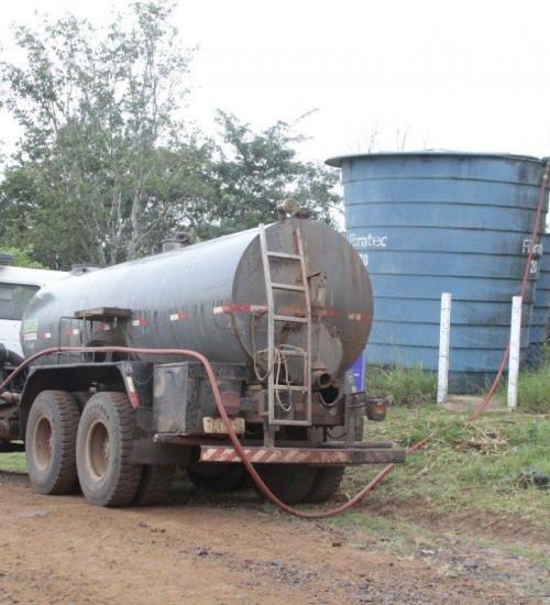 Prefeitura decreta situação de emergência pela falta de chuva em Chapecó (SC).