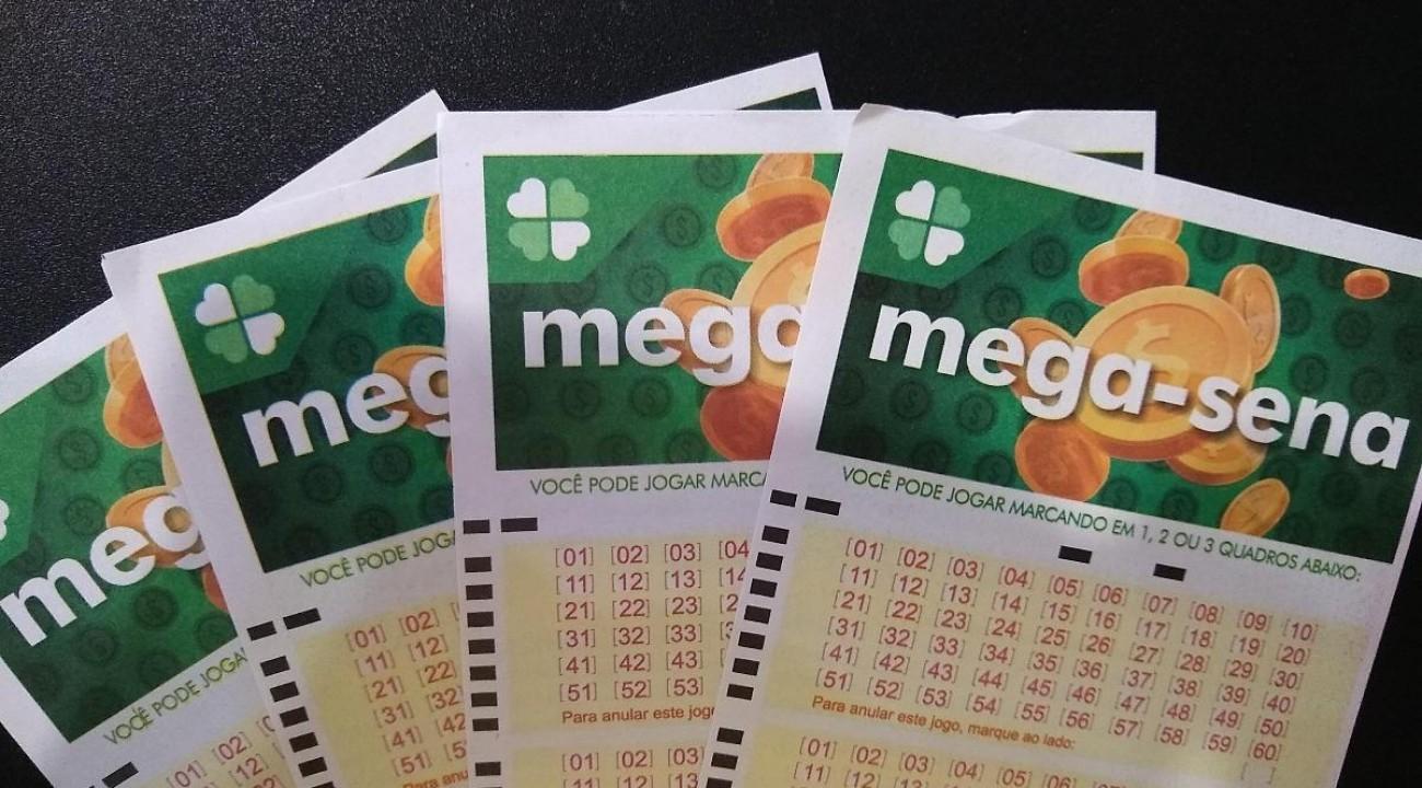 Mega-Sena da Virada vai sortear prêmio estimado em R$ 300 milhões.