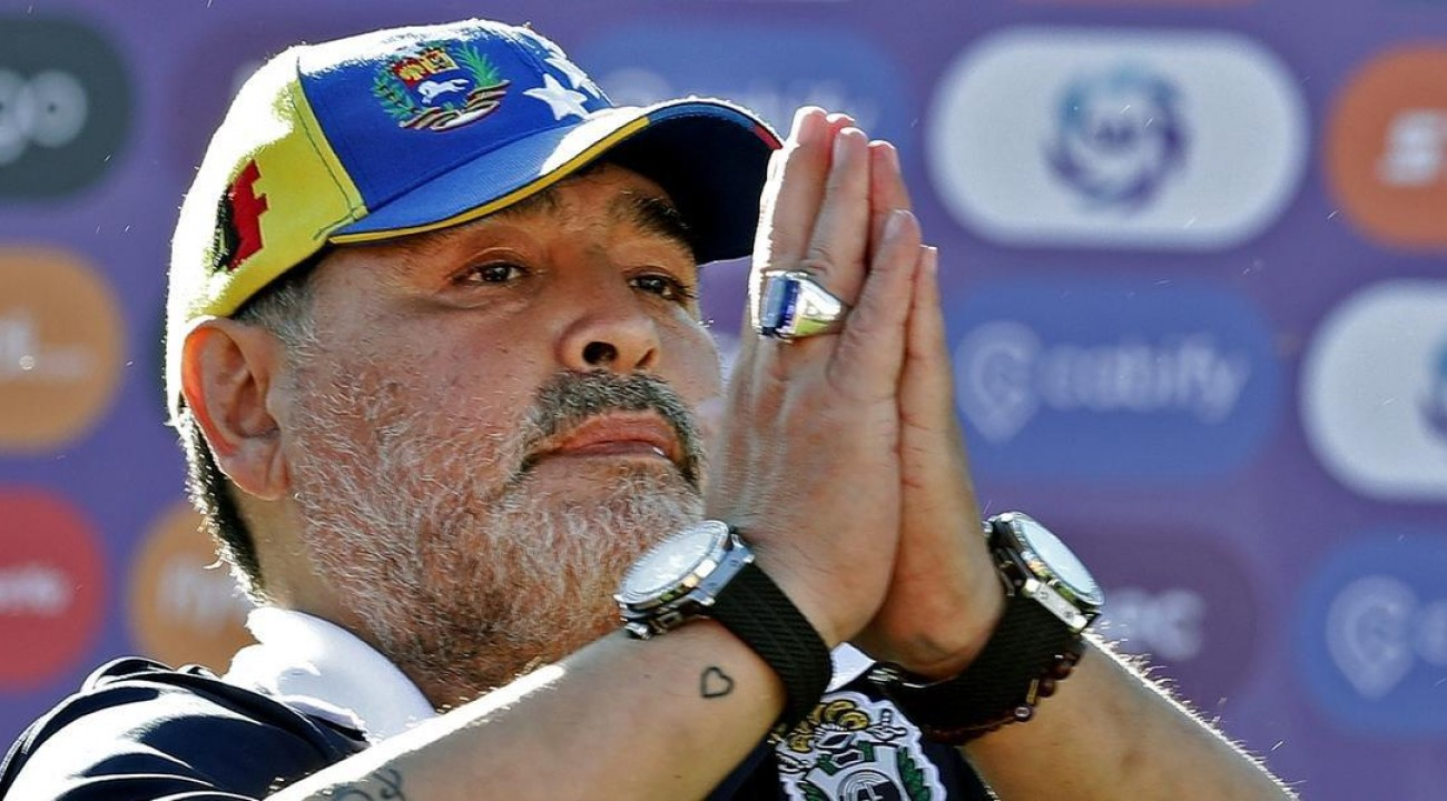 Morre Diego Armando Maradona aos 60 anos.