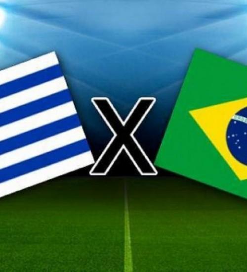 Sem acordo, Globo não transmitirá Uruguai x Brasil.