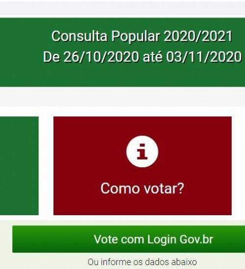 Votação na Consulta Popular do governo do Rio Grande do Sul termina nesta terça.