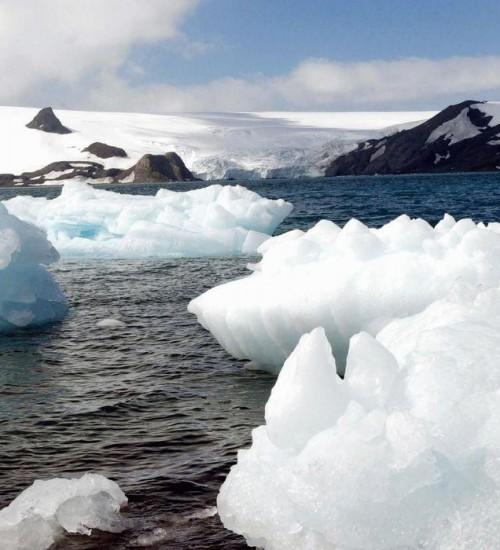 Coronavírus chega aos confins da Terra ao atingir a Antártica.