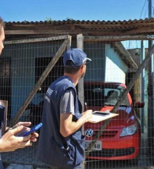 IBGE vai contratar 20.117 pessoas para o Censo no RS e SC.