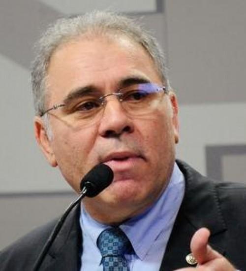 Marcelo Queiroga é o novo ministro da saúde.