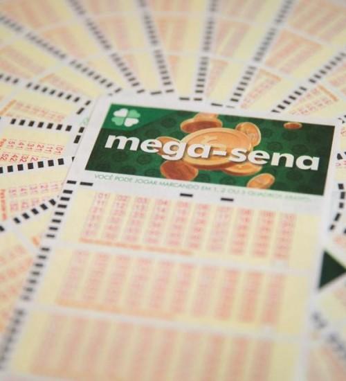 Mega-Sena sorteia nesta quarta-feira (24) prêmio estimado de R$ 22 milhões.