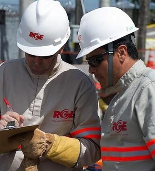 """RGE regulariza 343 """"gatos"""" e recupera 4,5 GWh em 2020 na Região do Alto Uruguai."""