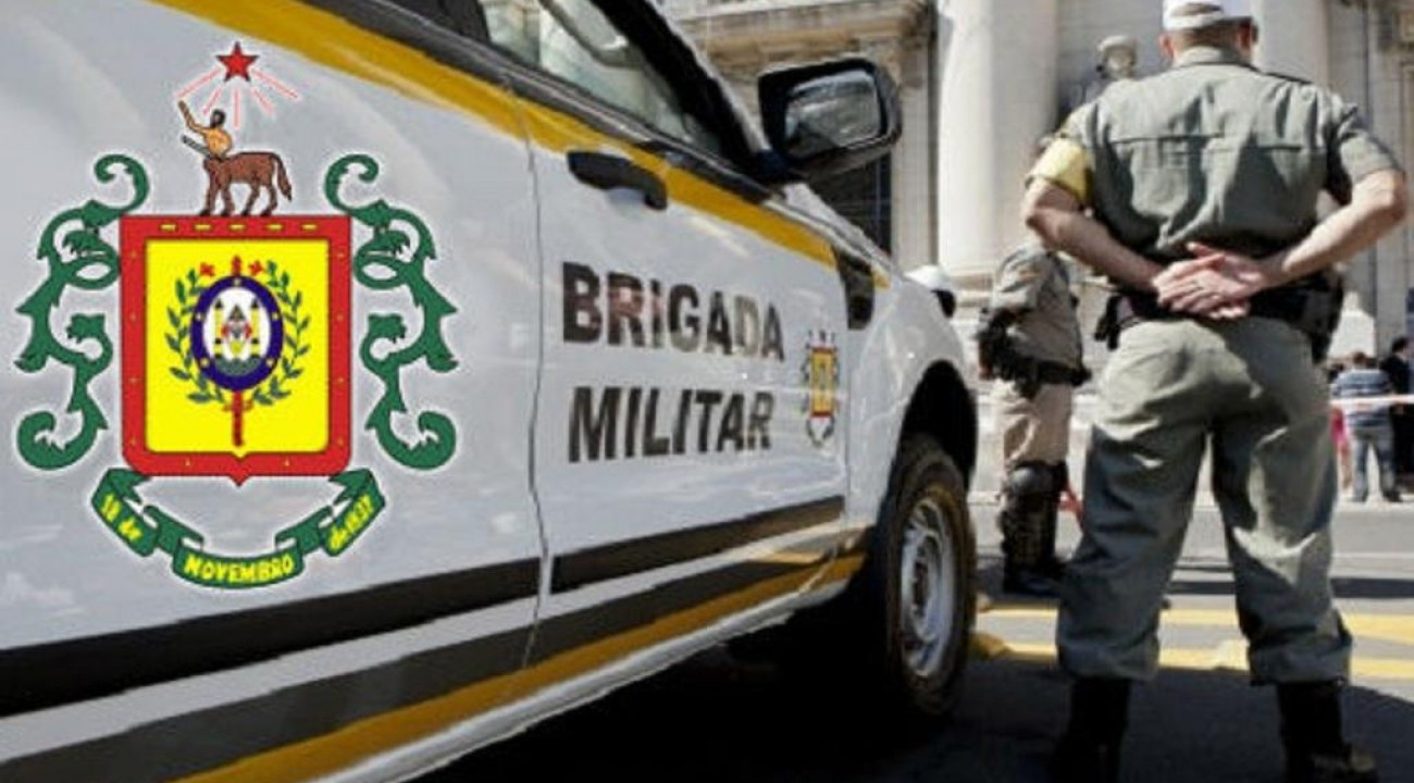 Foragidos da justiça são presos em Aratiba.