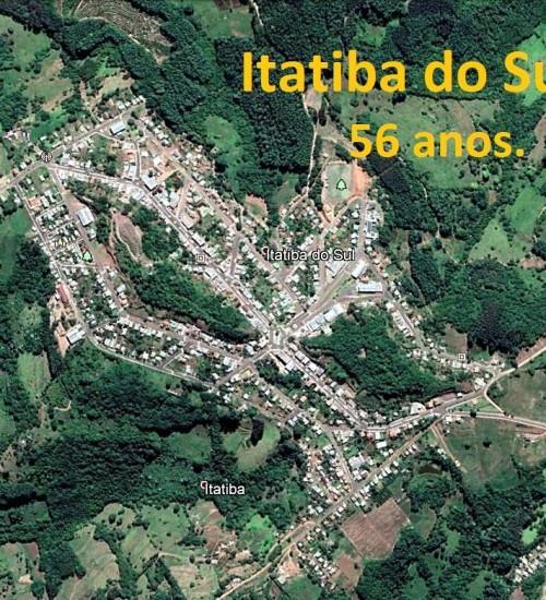 Itatiba do Sul 56 anos.