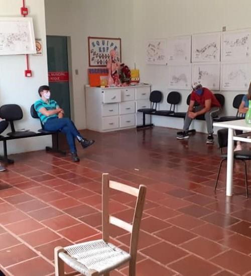 Comitê Municipal de Combate a Dengue de Itatiba do Sul.