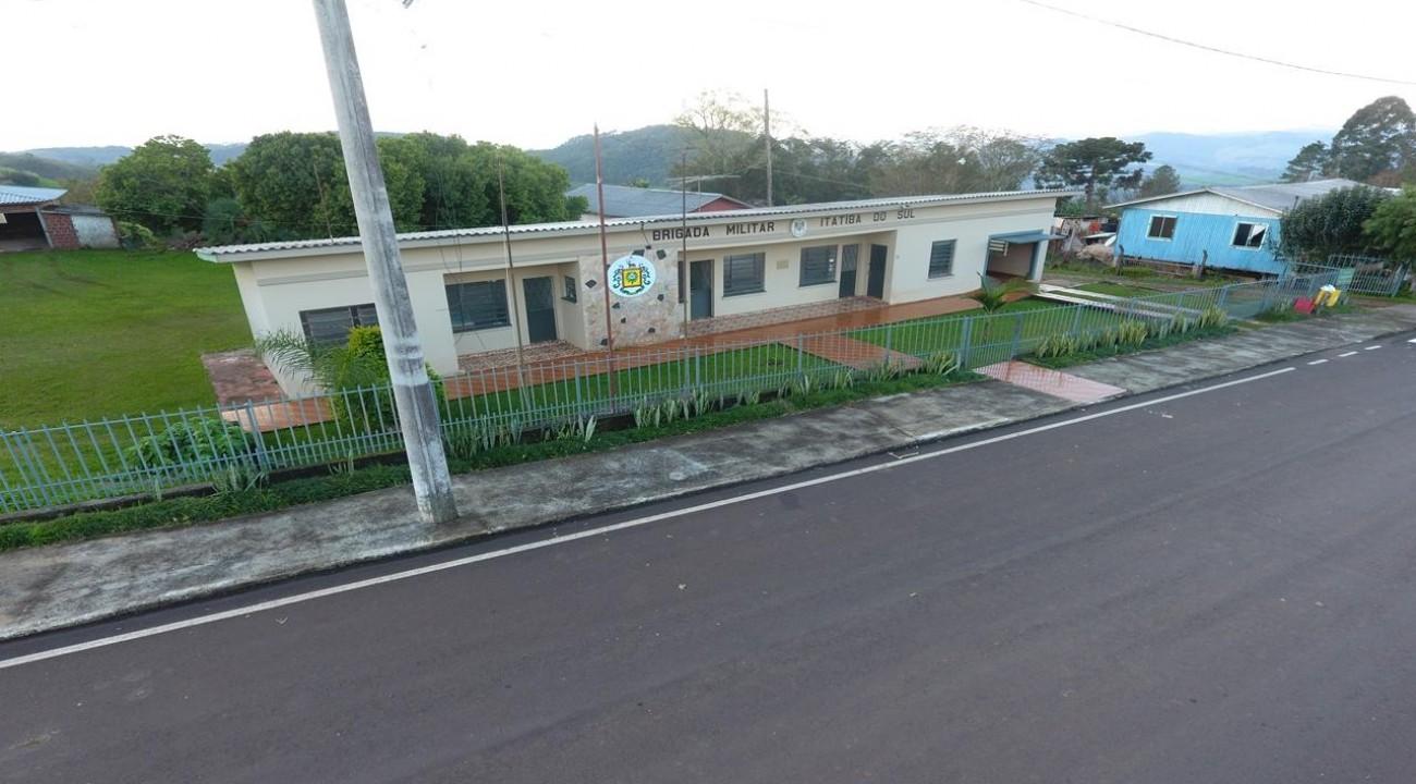 Polícia Militar de Itatiba do Sul receberá viatura nova do governo do estado.