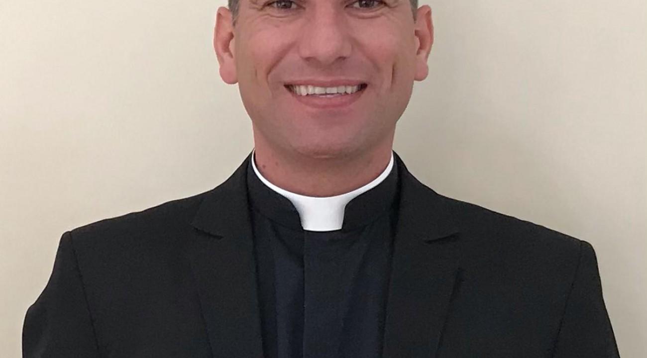 Natural de Itatiba do Sul, Pe. Anderson irá fazer curso para o Corpo Diplomático da Santa Sé.