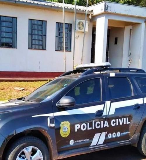 Autor das pauladas contra menina e idosa é indiciado pela Polícia Civil de Itatiba do Sul.