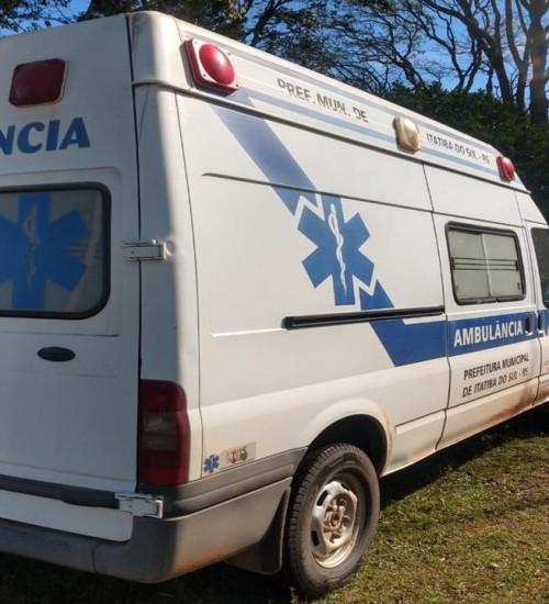 Homem comete suicídio no interior de Itatiba do Sul.