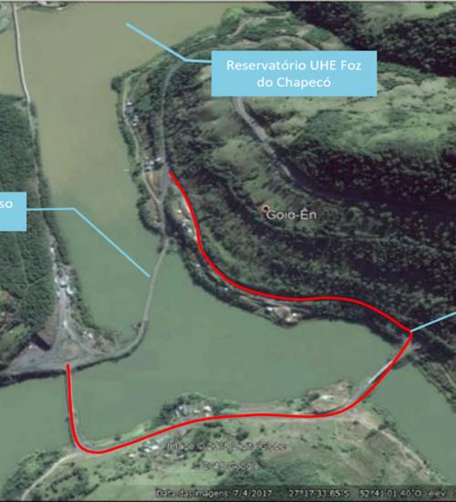 Reforma da ponte sobre o rio Passo Fundo deve começar no próximo ano.