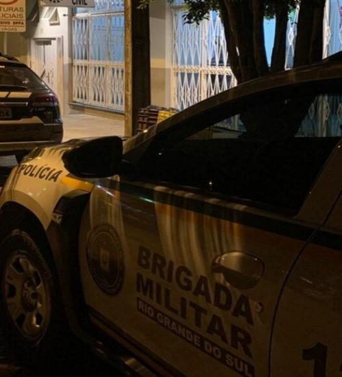 Amistoso de futebol termina com 03 presos em Itatiba do Sul.
