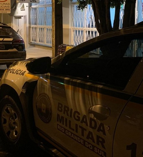 Homem é preso em Itatiba do Sul após agredir ex-companheira.